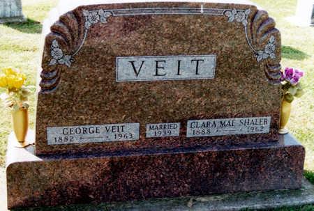 VEIT, GEORGE - Tama County, Iowa | GEORGE VEIT