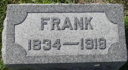 VOBEJDA, FRANK - Tama County, Iowa | FRANK VOBEJDA