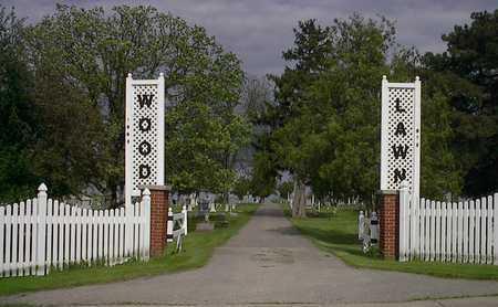 WOODLAWN, CEMETERY - Tama County, Iowa | CEMETERY WOODLAWN