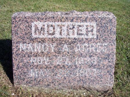 ACREE, NANCY A. - Taylor County, Iowa | NANCY A. ACREE