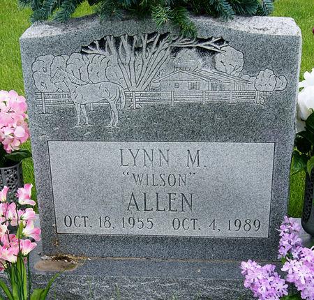 ALLEN, LYNN MARIE - Taylor County, Iowa | LYNN MARIE ALLEN