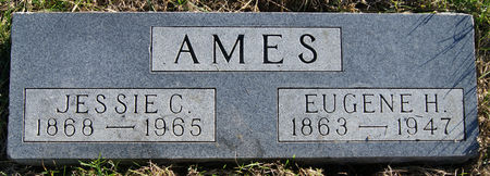 SEYMOUR AMES, JESSIE MARIE - Taylor County, Iowa   JESSIE MARIE SEYMOUR AMES
