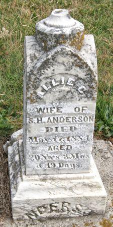 BEERS ANDERSON, ALICE C.