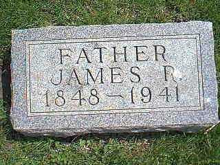 ANDERSON, JAMES R. - Taylor County, Iowa | JAMES R. ANDERSON