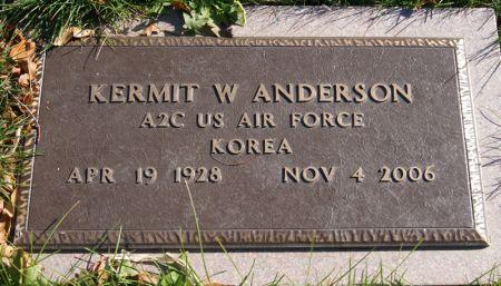 ANDERSON, KERMIT WENDELL