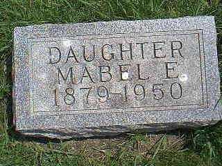 ANDERSON, MABEL E. - Taylor County, Iowa | MABEL E. ANDERSON