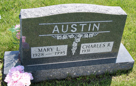 ISRAEL AUSTIN, MARY LUCILLE - Taylor County, Iowa   MARY LUCILLE ISRAEL AUSTIN