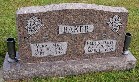 BAKER, ELDON FLOYD - Taylor County, Iowa | ELDON FLOYD BAKER