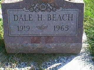 BEACH, DALE H. - Taylor County, Iowa | DALE H. BEACH