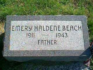BEACH, EMERY HALDENE - Taylor County, Iowa | EMERY HALDENE BEACH