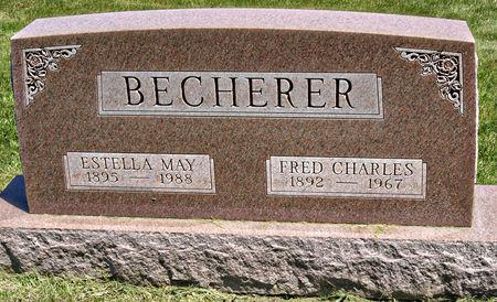 BECHERER, ESTELLA MAY