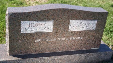 JOHNSON BEEMER, GRACE OLIVE - Taylor County, Iowa   GRACE OLIVE JOHNSON BEEMER