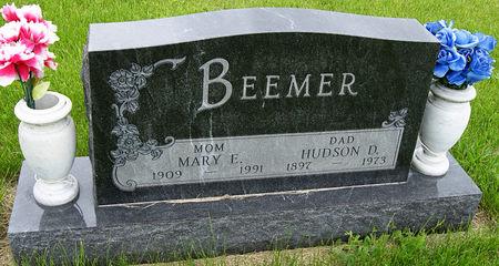 BEEMER, MARY ELLEN - Taylor County, Iowa | MARY ELLEN BEEMER