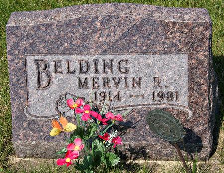 BELDING, MERVIN REED - Taylor County, Iowa | MERVIN REED BELDING