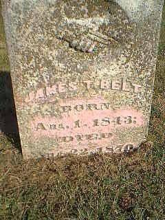 BELT, JAMES - Taylor County, Iowa   JAMES BELT