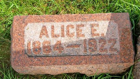 BENNETT, ALICE EMELINE - Taylor County, Iowa | ALICE EMELINE BENNETT