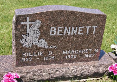 BENNETT, BILL O. - Taylor County, Iowa | BILL O. BENNETT