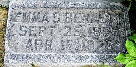 JACKSON BENNETT, EMMA S. - Taylor County, Iowa | EMMA S. JACKSON BENNETT