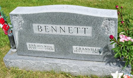 BENNETT, GRANVILLE - Taylor County, Iowa | GRANVILLE BENNETT