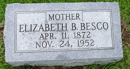 MYERS BESCO, ELIZABETH BELLE - Taylor County, Iowa | ELIZABETH BELLE MYERS BESCO