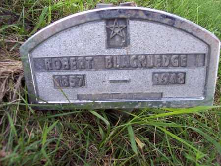 BLACKLEDGE, ROBERT - Taylor County, Iowa   ROBERT BLACKLEDGE