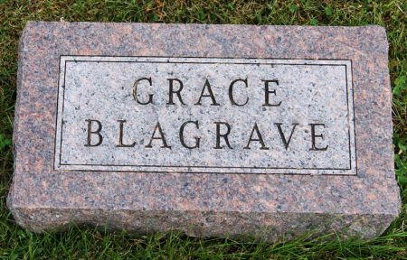 BLAGRAVE, GRACE MAY - Taylor County, Iowa | GRACE MAY BLAGRAVE