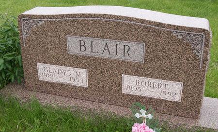 KNAPP BLAIR, GLADYS MARIE - Taylor County, Iowa   GLADYS MARIE KNAPP BLAIR