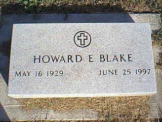 BLAKE, HOWARD - Taylor County, Iowa | HOWARD BLAKE