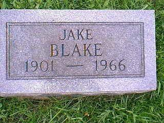 BLAKE, JAKE - Taylor County, Iowa | JAKE BLAKE