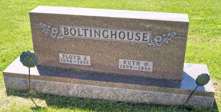 NIXON BOLTINGHOUSE, MINNIE RUTH - Taylor County, Iowa | MINNIE RUTH NIXON BOLTINGHOUSE