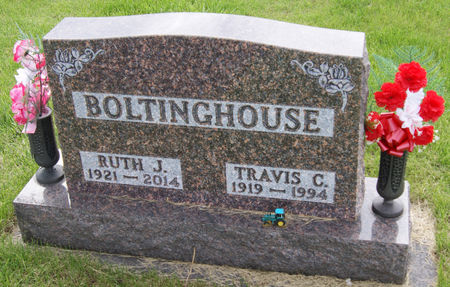 HOGUE BOLTINGHOUSE, RUTH JANE - Taylor County, Iowa | RUTH JANE HOGUE BOLTINGHOUSE