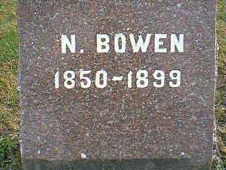 BOWEN, N. - Taylor County, Iowa | N. BOWEN