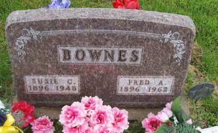 BOWNES, FREDRICK AARON