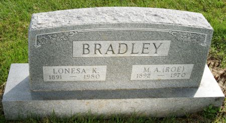 BRADLEY, LONESA KENT - Taylor County, Iowa | LONESA KENT BRADLEY