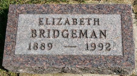 BRIDGEMAN, ELIZABETH LORETTA - Taylor County, Iowa | ELIZABETH LORETTA BRIDGEMAN