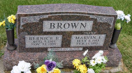 BROWN, MARVIN LEE