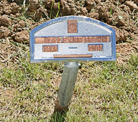 BROWN, JOYCE ANN - Taylor County, Iowa | JOYCE ANN BROWN