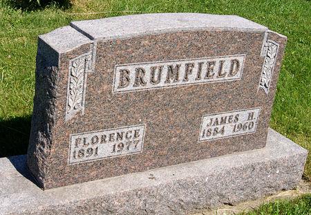 BULLOCK BRUMFIELD, FLORENCE - Taylor County, Iowa | FLORENCE BULLOCK BRUMFIELD