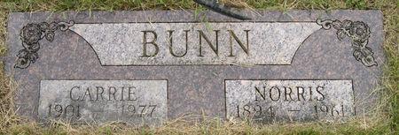 BUNN, CARRIE PEARL - Taylor County, Iowa | CARRIE PEARL BUNN