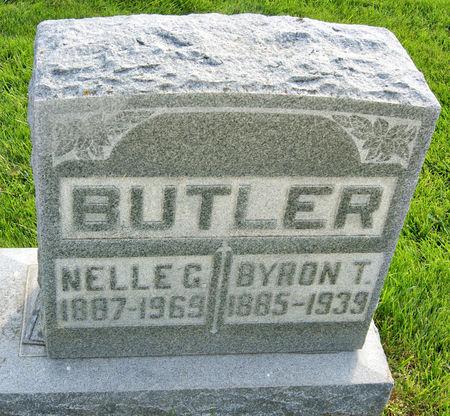 WILSON BUTLER, NELLE GRACE - Taylor County, Iowa | NELLE GRACE WILSON BUTLER