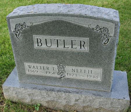 BUTLER, WALTER THOMAS - Taylor County, Iowa | WALTER THOMAS BUTLER