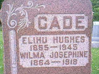 CADE, WILMA JOSEPHINE - Taylor County, Iowa | WILMA JOSEPHINE CADE