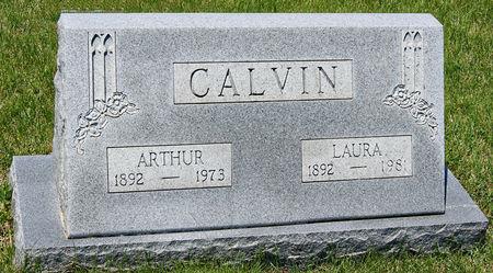 CALVIN, LAURA ELIZABETH - Taylor County, Iowa | LAURA ELIZABETH CALVIN