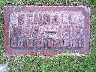 CAMERON, KENDALL - Taylor County, Iowa | KENDALL CAMERON