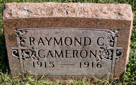 CAMERON, RAYMOND CECIL - Taylor County, Iowa | RAYMOND CECIL CAMERON