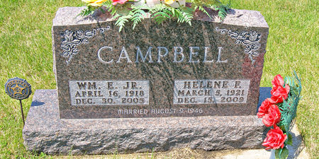 CAMPBELL, HELENE FRANCES - Taylor County, Iowa | HELENE FRANCES CAMPBELL