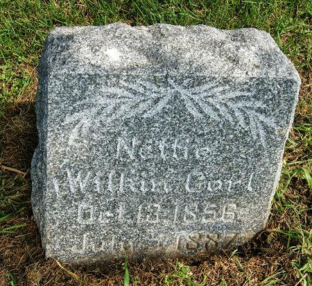 WILKIN CARL, JEANETTE ELIZABETH