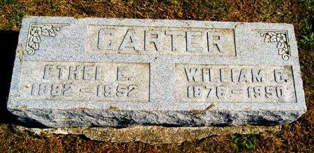 GREENLEE CARTER, ETHEL EMMA - Taylor County, Iowa | ETHEL EMMA GREENLEE CARTER