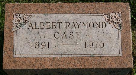 CASE, ALBERT RAYMOND - Taylor County, Iowa | ALBERT RAYMOND CASE
