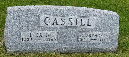 CASSILL, ALIDA GERTRUDE